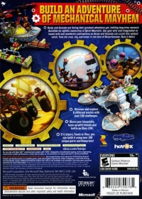 Banjo-Kazooie: Nuts & Bolts Box Art