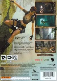 Lara Croft Tomb Raider: Legend Box Art