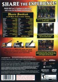 Guitar Hero: World Tour Box Art