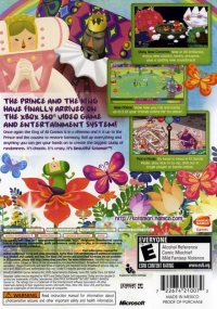 Beautiful Katamari Box Art