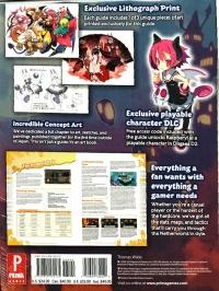 Disgaea D2: A Brighter Darkness - Prima Official Game Guide Box Art
