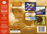 AeroFighters Assault Box Art