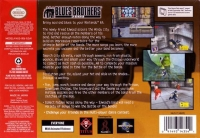Blues Brothers 2000 Box Art