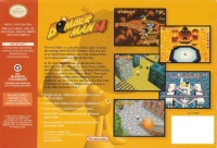 Bomberman 64 Box Art