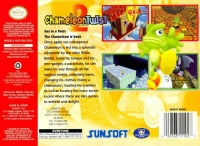 Chameleon Twist 2 Box Art