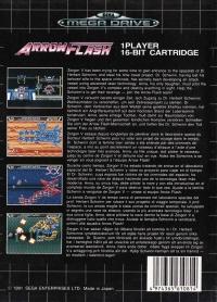 Arrow Flash Box Art