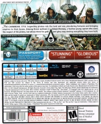 Assassin's Creed IV: Black Flag - Target Edition Box Art