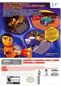 Bee Movie Game Box Art