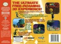 Gex 64: Enter the Gecko Box Art
