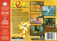 Glover Box Art