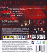 Darkness II, The - Limited Edition Box Art
