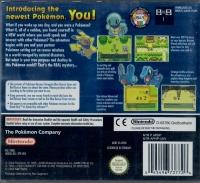 Pokémon Mystery Dungeon: Blue Rescue Team Box Art