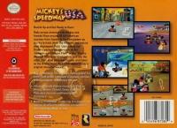 Mickey's Speedway USA Box Art
