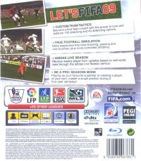 FIFA 09 Box Art