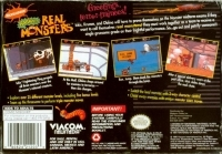 Aaahh!!! Real Monsters (Majesco) Box Art