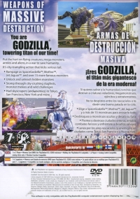 Godzilla: Save The Earth [SE][FI][PT] Box Art