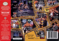 WCW/nWo Revenge Box Art