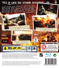 Far Cry 2 [UK] Box Art