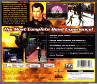 007: Tomorrow Never Dies Box Art