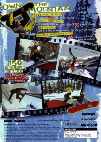 Amped: Freestyle Snowboarding - Platinum Hits Box Art