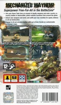 Battlezone Box Art