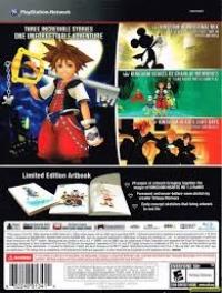 Kingdom Hearts HD 1.5 ReMIX - Limited Edition Box Art