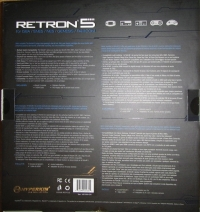 Hyperkin RetroN 5 - Grey Box Art