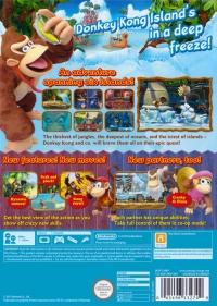 Donkey Kong Country: Tropical Freeze Box Art