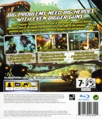 Ratchet & Clank: Tools of Destruction Box Art