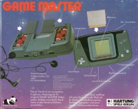 Hartung Game Master Box Art