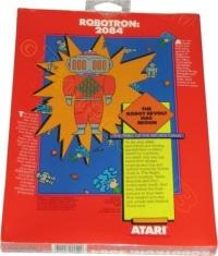 Robotron 2084 Box Art