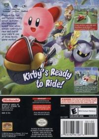 Kirby Air Ride - Player's Choice Box Art