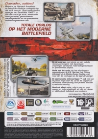 Battlefield 2 (DVD) [NL] Box Art