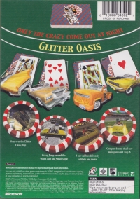 Crazy Taxi 3: High Roller Box Art