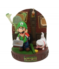 Club Nintendo Luigi's Mansion Figurine Box Art