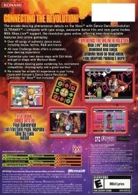 Dance Dance Revolution Ultramix Box Art