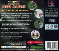 Command & Conquer: Red Alert Box Art