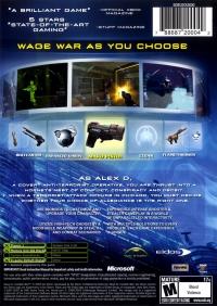 Deus Ex: Invisible War Box Art