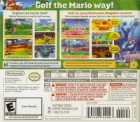 Mario Golf: World Tour Box Art