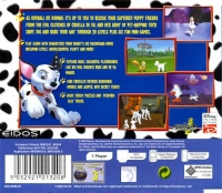 Disney's 102 Dalmatians: Puppies To The Rescue Box Art