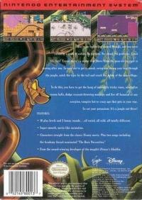 Jungle Book, The Box Art