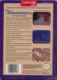 Adventures in the Magic Kingdom Box Art