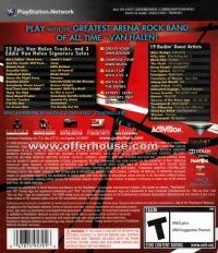 Guitar Hero: Van Halen Box Art