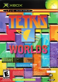 Star Wars: The Clone Wars & Tetris Worlds - Limited Edition Package Box Art
