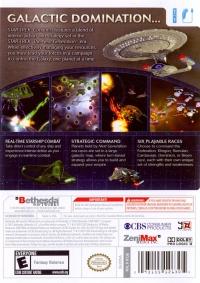 Star Trek: Conquest Box Art
