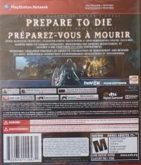 Dark Souls - Greatest Hits Box Art