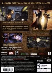 X-Men Legends II: Rise of Apocalypse Box Art