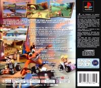Crash Team Racing Box Art
