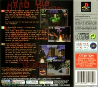 Die Hard Trilogy - Platinum Box Art