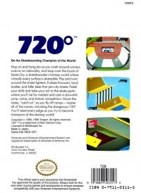 720° Box Art